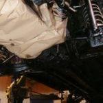 car parts underneath